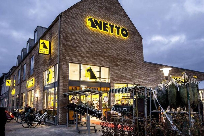 Torsdag, den 4. december 2014 Åbning af Netto i Vesterbrogade Foto: Morten Dueholm
