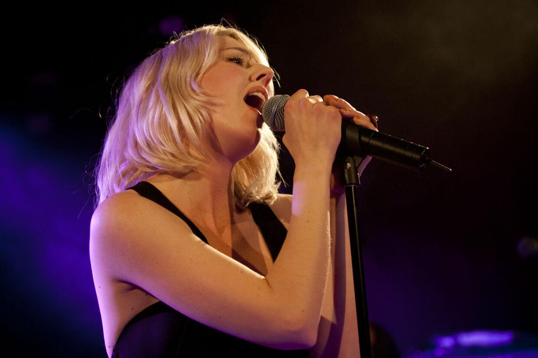 Lille Vega, København. Koncert med den svenske sangerinde Veronica Maggio i Lille Vega torsdag aften.