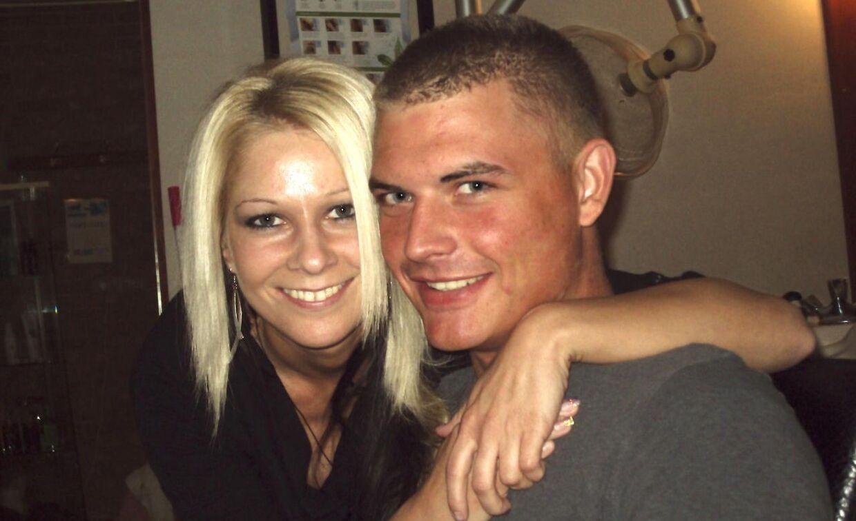 Anders Mark Hansen, der lørdag blev fundet dræbt i en skov i Kobbelev på Stevns, sammen med kæresten Ewa Karolewska.