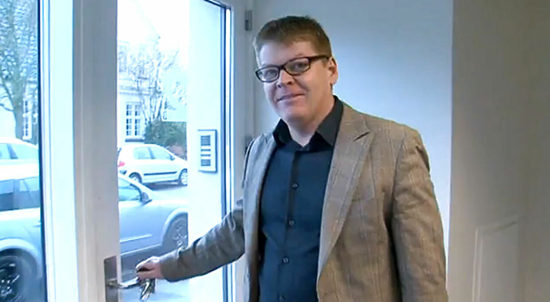 Tommy Kamp. Lokalpolitiker fra Køge
