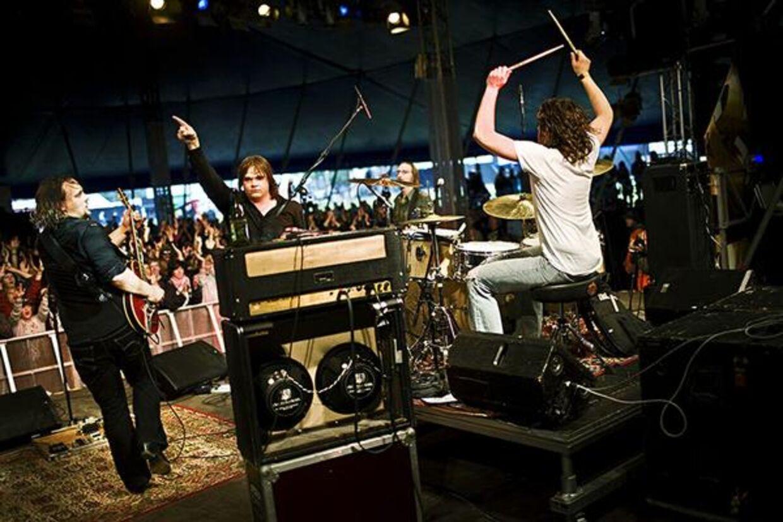 GENSYN: Highway Child spillede på Roskilde Festival 2007. Måske får vi dem at se igen i år.