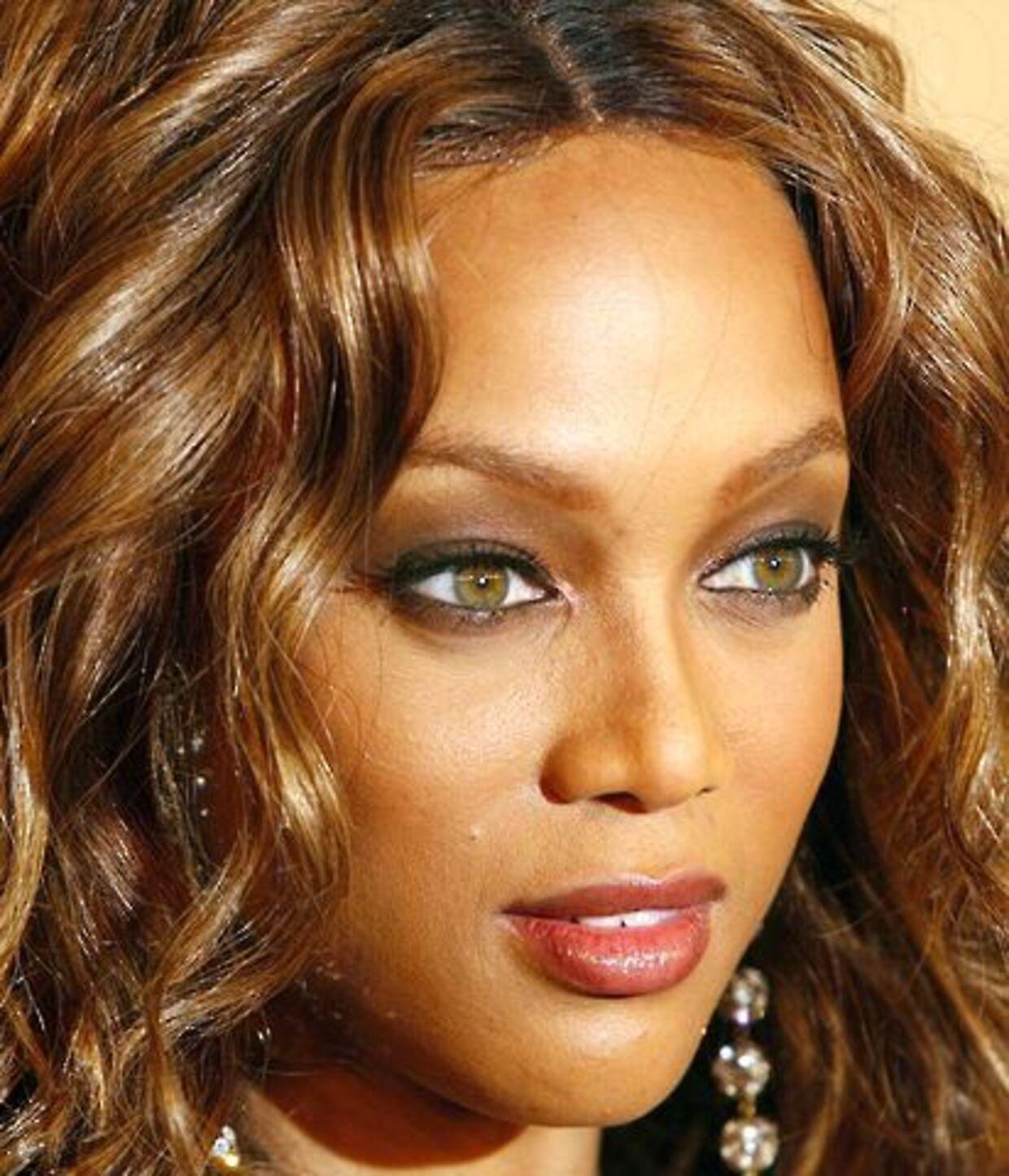 Tyra Banks håbefulde modellærlinge smadrede lejligheden de boede i.