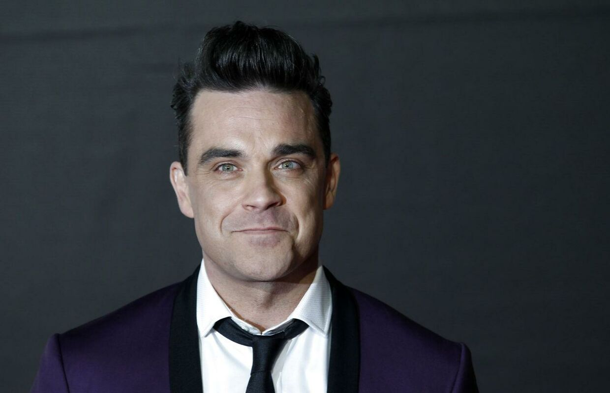 Robbie Williams skal være far for anden gang.
