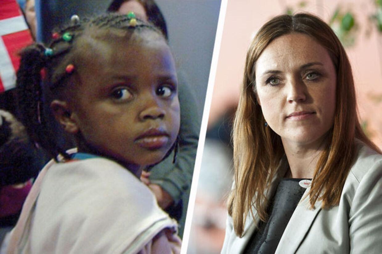 Socialminister Karen Hækkerup kalder adoptionssagen om Masho for modbydelig og har indkaldt partierne til møde om adoptionsregler.