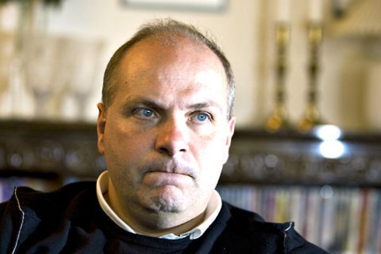 Forsvarsminister Søren Gade vil ikke lade sig censurere.