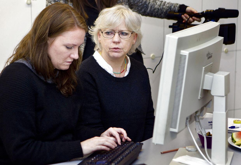 Merete Laubjerg, adoptionsforsker, chatter med bt.dks brugere om adoption - som opfølgning på Masho-sagen.