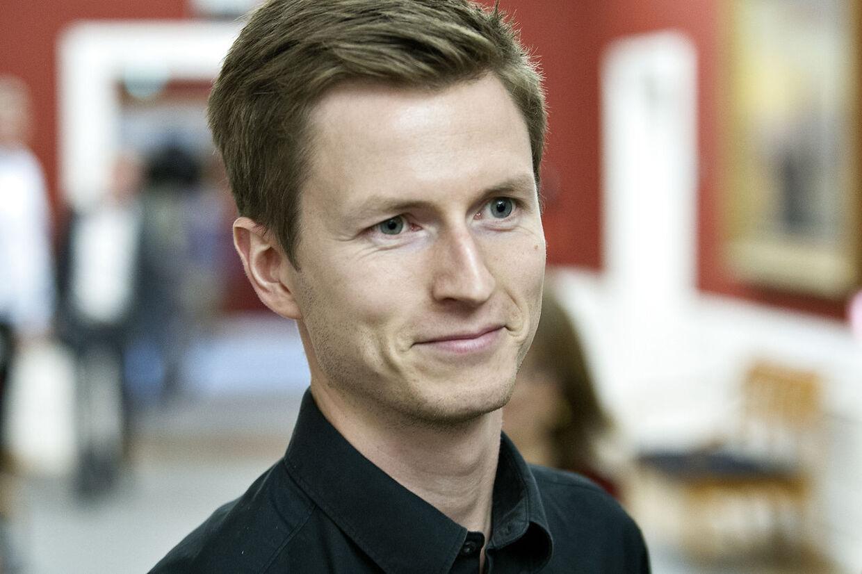 SFs politiske ordfører, Jesper Petersen