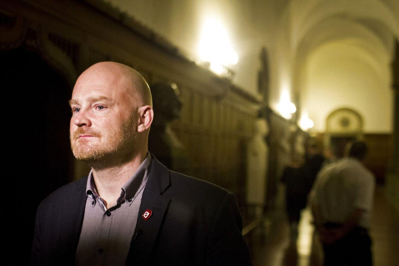 Morten Kabell fra Enhedslisten