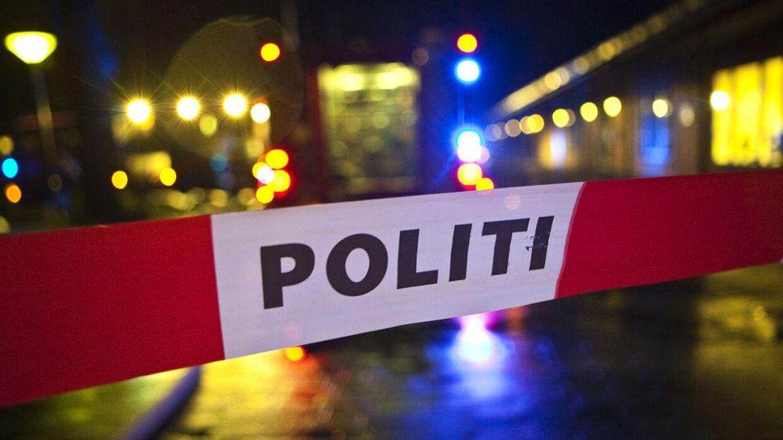 En bare 12-årig dreng blev natten til torsdag stoppet af politiet i Nordjylland i en stjålet bil. (Arkivfoto)