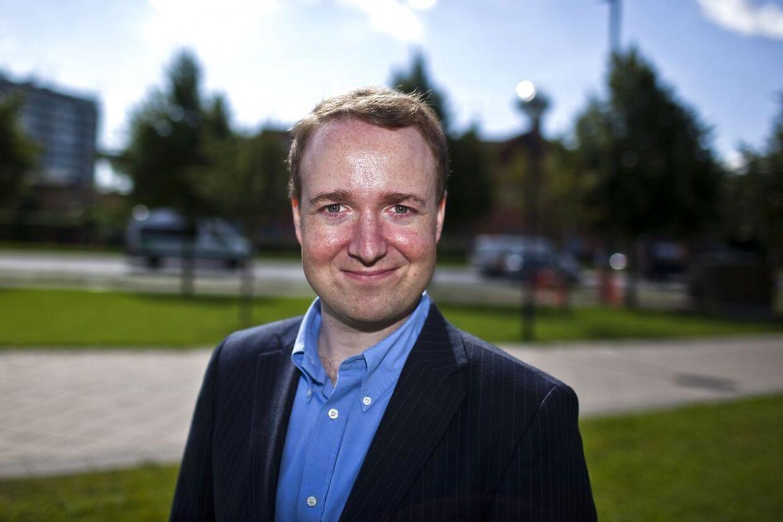 Michael Aastrup Jensen, Venstres kulturordfører.