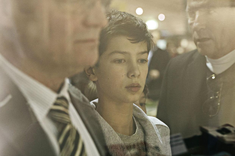 Prins Nikolai er bare 14 år, når han flytter hjemmefra og til august begynder på Herlufsholm Skole.