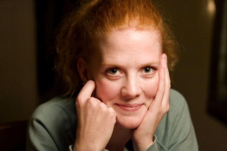 Mathilde Gersby Rasmussen var Lotte i børnefilmen, 'Da Lotte blev usynlig'.