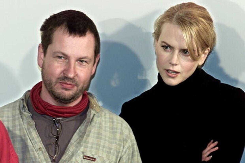 Nicole Kidman kalder nu Lars von Trier for en plage. Foto: Bjarke Ørsted