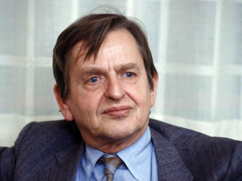 Olof Palmes søn, Mårten Palme, er ikke i tvivl om, hvem der skød og dræbte hans far (Foto: EPA/Tobbe Gustavsson).