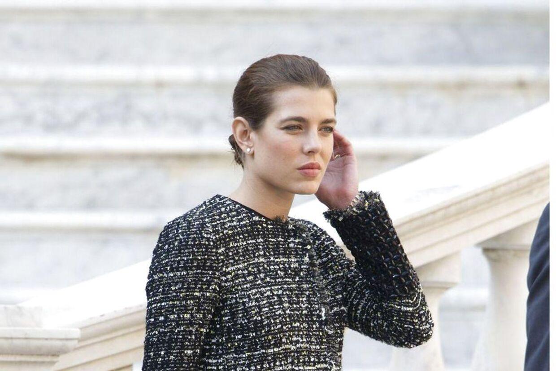 Charlotte Casiraghi er nærmest en klon af sin mor i hendes unge dage, prinsesse Caroline af Monaco. Nu skal datteren være reklamesøjle for Gucci (arkivfoto).