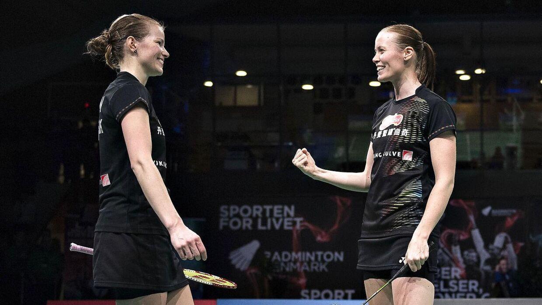 Danmarks damelandshold i badminton vandt søndag EM for hold.