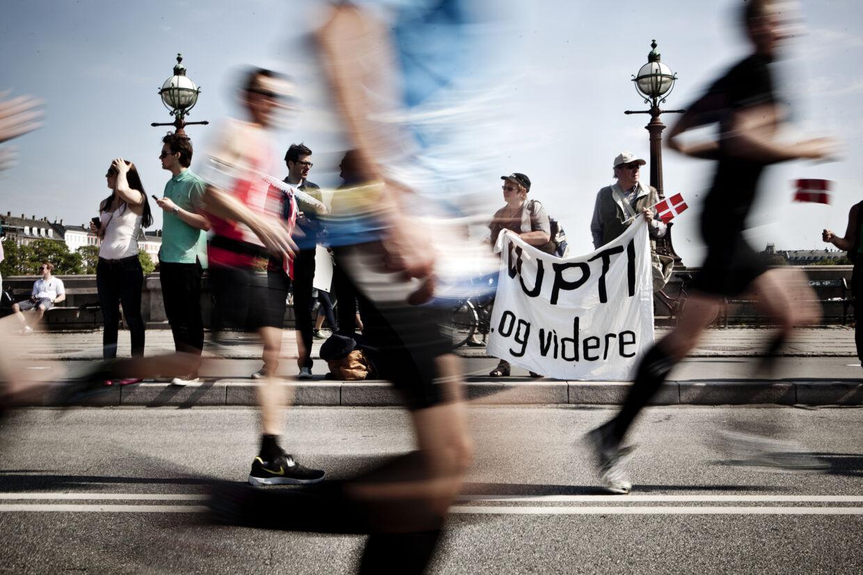 Danmark er en nation af løbere, og der er lagt op til en løbefest af dimensioner, når VM kommer til byen om 16 måneder.