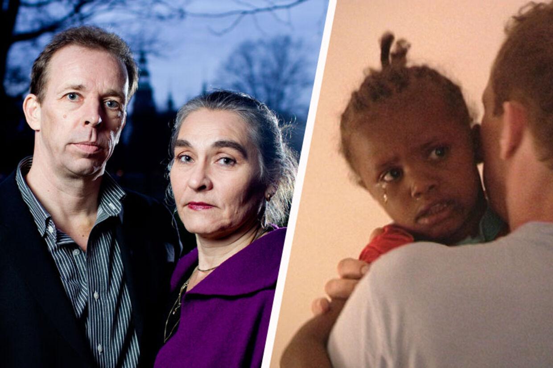 Gert og Henriette Vedsegaard har søgt hjælp hos politiet og Henriette Vedsegaard er sygemeldt efter TV2 mandag aften viste dokumentaren om adoptivdatteren Masho, der bor på børnehjem.