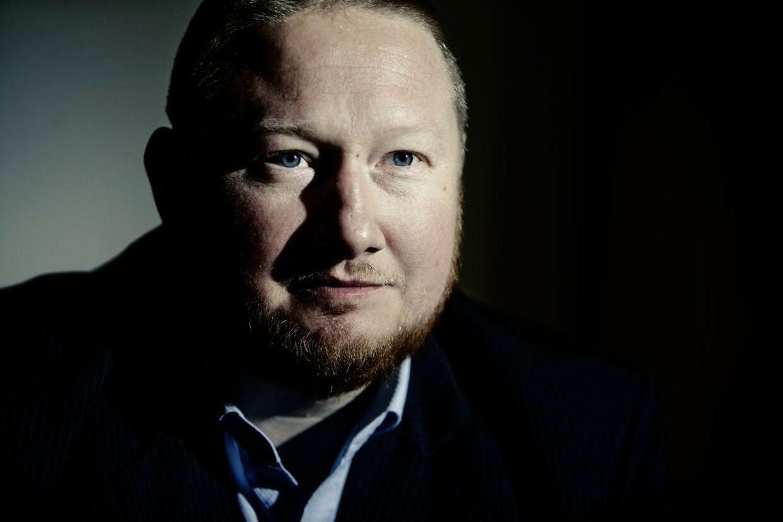 Britisk militærmand siger, at MI5 brød med Morten Storm (billedet) og PET, fordi man ikke ville medvirke til at finde al-Qaeda-leder.