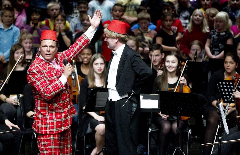 Sigurd Barret i Musikteatret.