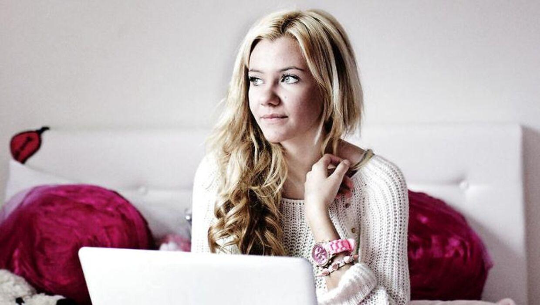 Kendis-bloggeren Fie Laursen er igen gravid.
