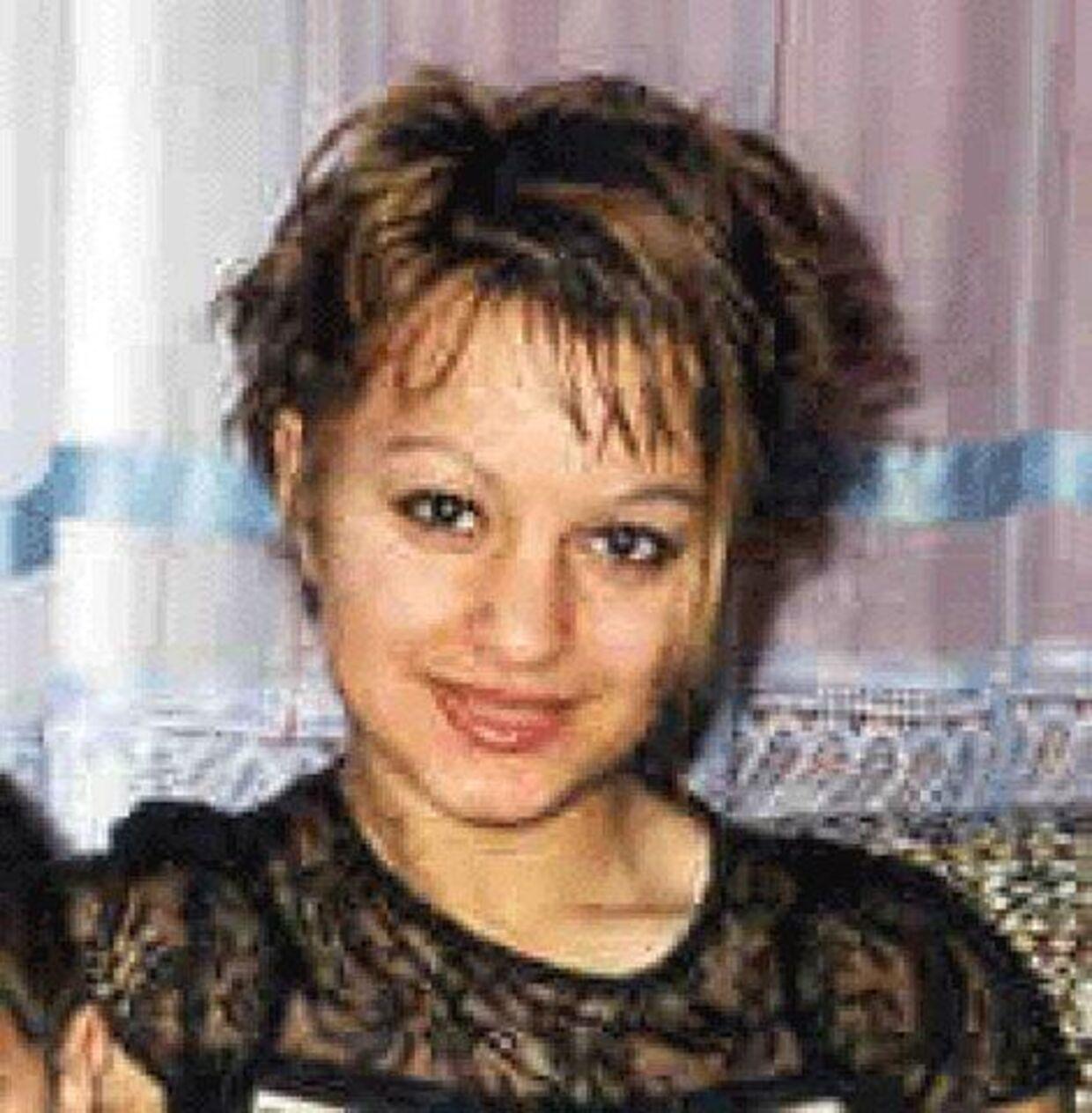 Sonay blev kun 14 år. Den smukke iranske pige ville integrere sig og leve som en dansk pige, det skabte store konflikter mellem hende og de stærkt troende muslimske forældre. Foto: Politiet