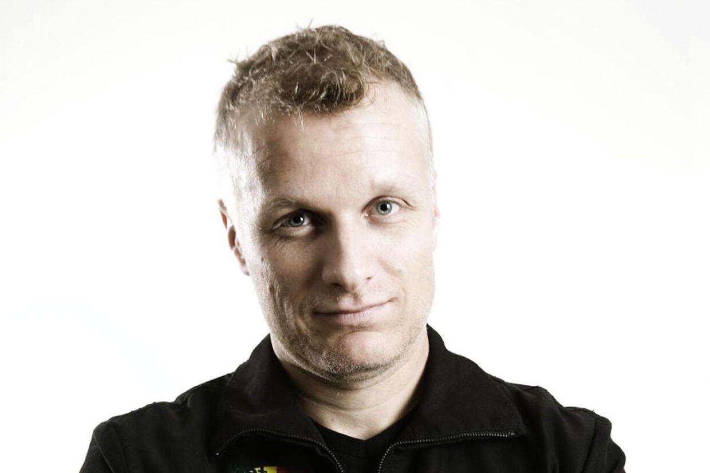 Pokerspilleren Theo Jørgensen