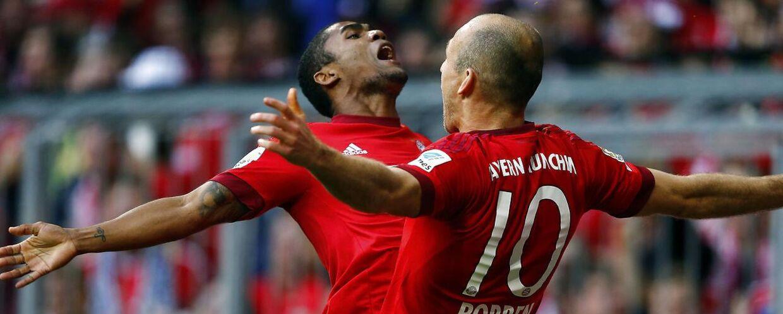 Douglas Costa er på ingen tid blevet offensiv nøglespiller i Bayern München.