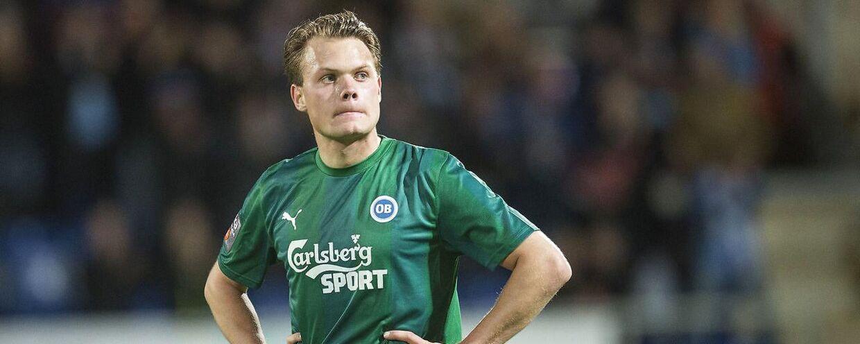 OB blev ikke stedet, hvor Emil Larsen fandt fodboldlykken.