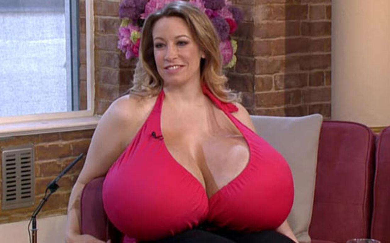 verdens største bryster