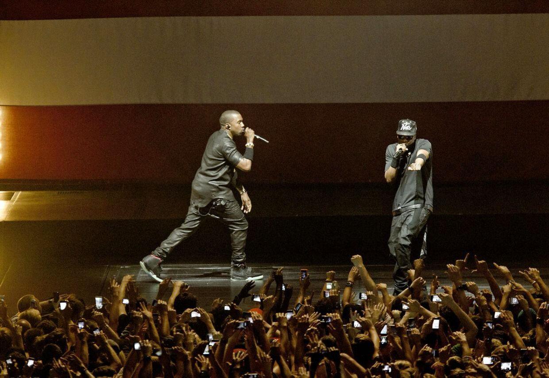 JAY-Z and Kanye West - Watch The Throne tour er kommet til Boxen i Herning.