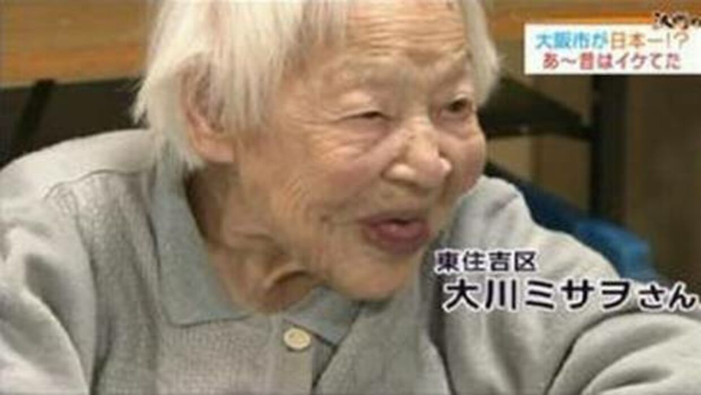 Verdens ældste kvinde, 115-årige Koto Okubo, døde lørdag japansk tid i sit hjem.