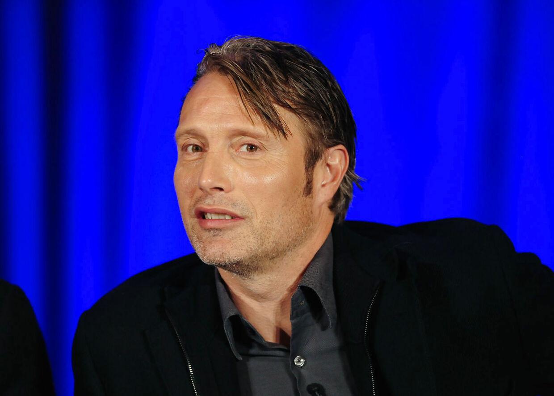 Mads Mikkelsen er i Canada for at optage nye afsnit til serien tv-serien 'Hannibal'.