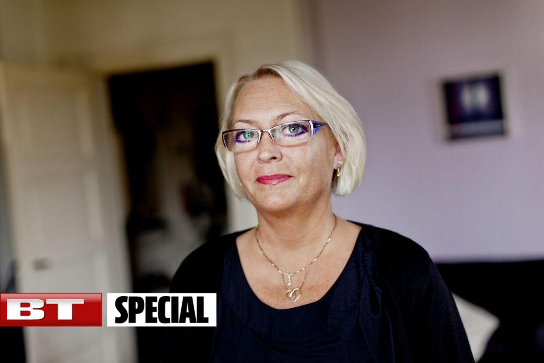 Pia Bøeck fik en fyreseddel, fordi hendes søn sidder i fængsel.