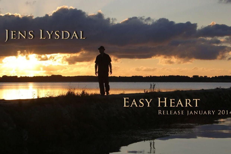 Danske Jens Lysdal har leveret et skønt album.