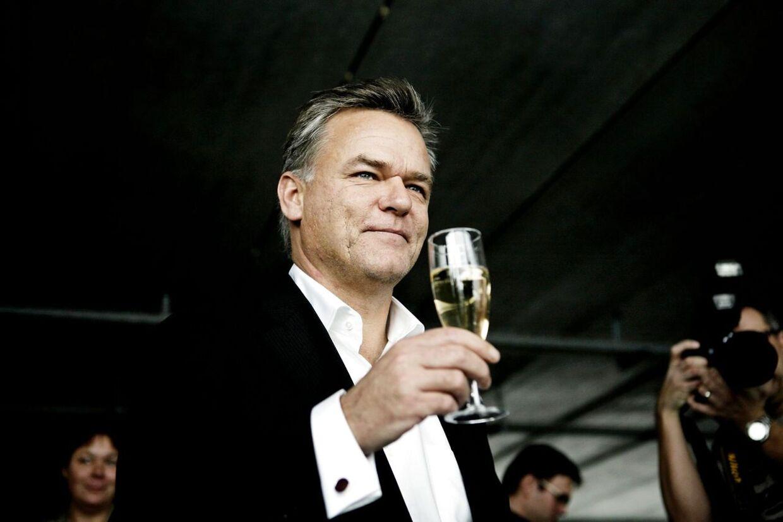 Per Mikael Jensen har været direktør for TV2 og Metro International