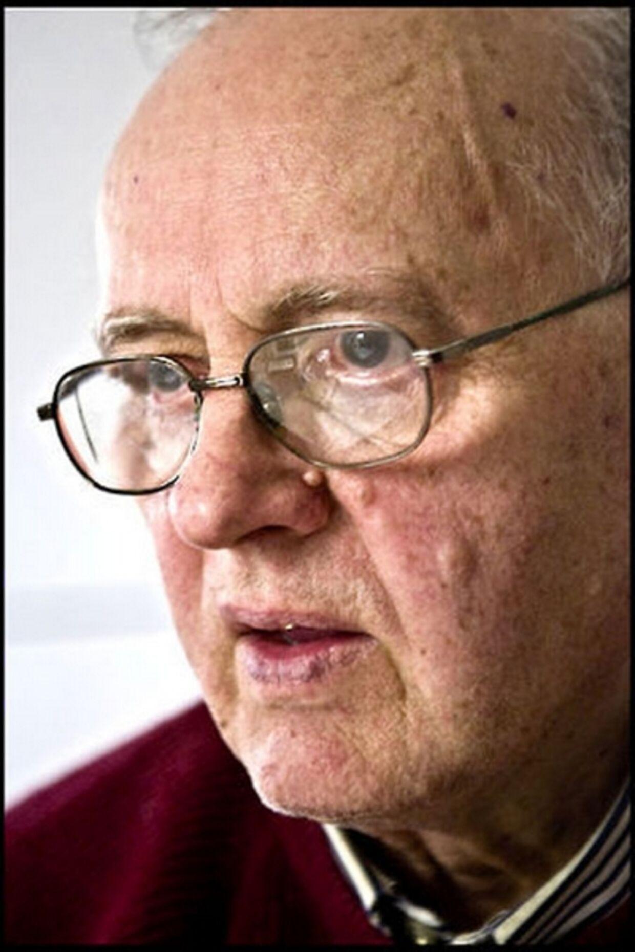 Palle Sørensen blev idømt livstid for de grove politimord.