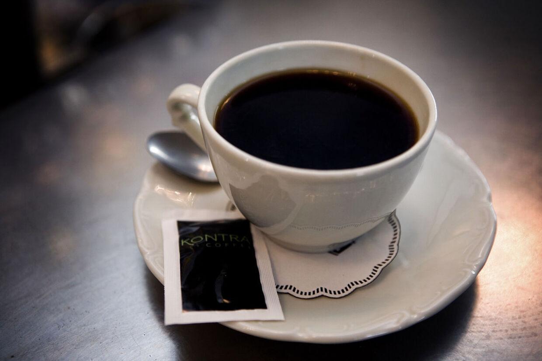 3-4 kopper kaffe om dagengavner helbredet, viser ny undersøgelse fra Vidensråd om forebyggelse.(Foto: Jeppe Michael Jensen/Scanpix 2012)