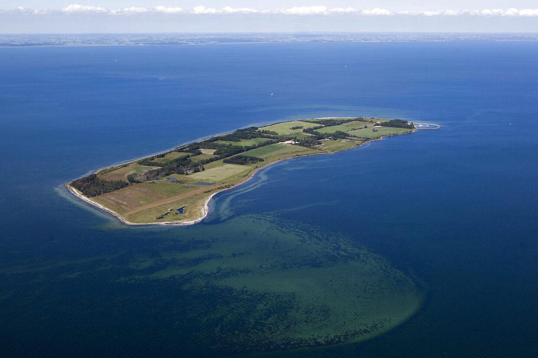 dansk ø til salg