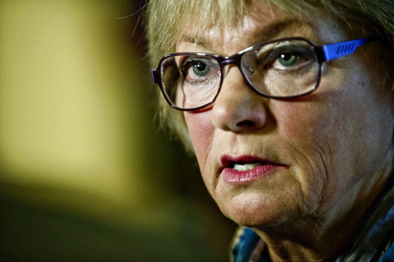 Pia Kjærsgaard. Arkivfoto