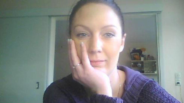 29-årige Tania Niebuhr er arbejdsløs og alene med sine fire børn.