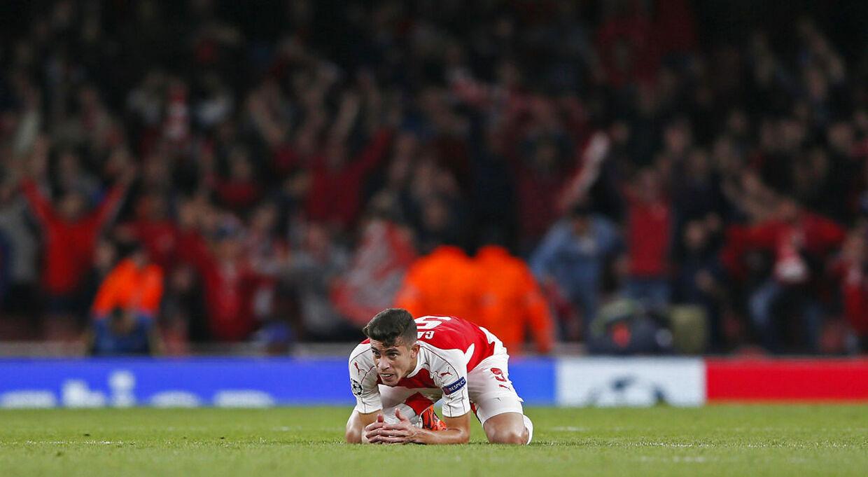 Arsenal er i knæ efter andet nederlag i træk i Champions League.