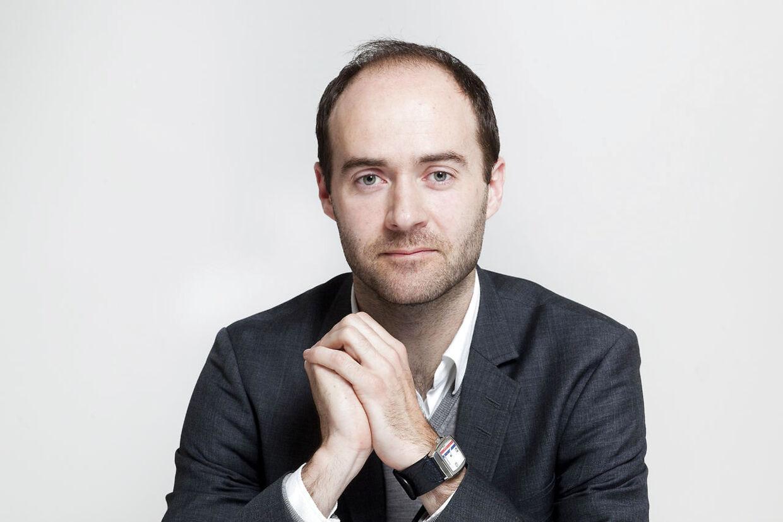 Flemming Fjeldgaard, sportsredaktør, Berlingske