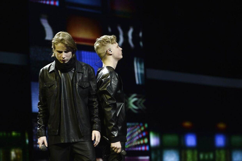 Citybois er ude af X Factor