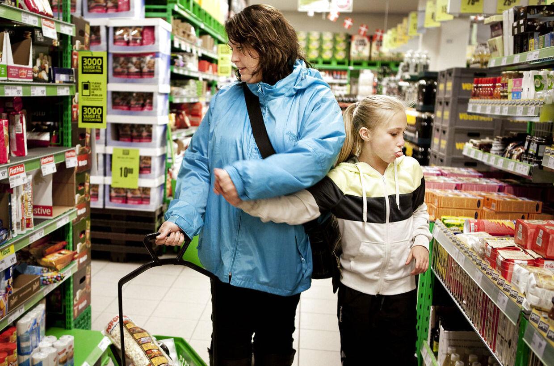 Mette Hansen på 35 år er på kontanthjælp og kan ikke finde et job. BT forsøger at hjælpe hende.