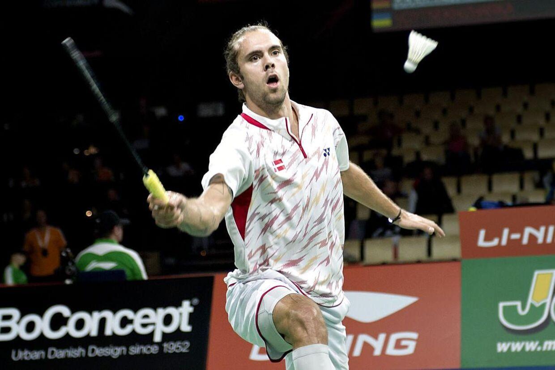 Jan Ø. Jørgensen ser frem til sæsonfinalen i Dubai.