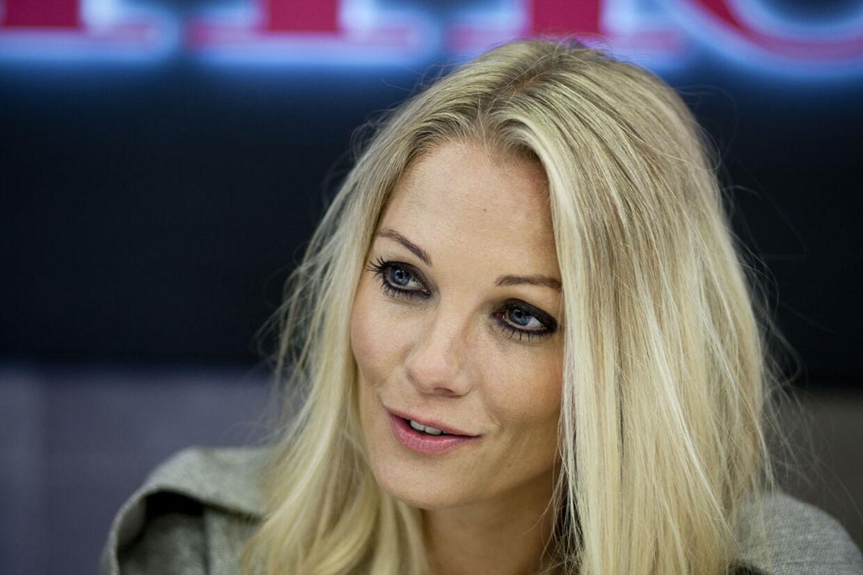 Caroline Fleming sælger sin luksusvilla på Hambros Alle.