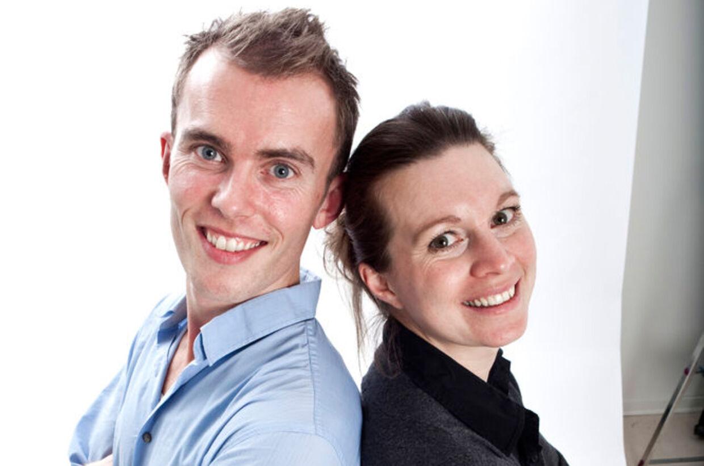 Morten Veng og Anna Munkesø hjælper dig med dit vægttab i B.T. Slank - B.T.s slankeklub.