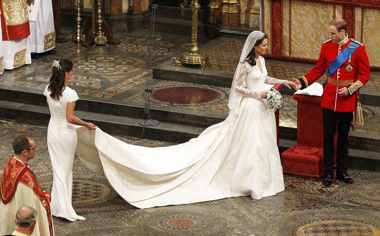 Pippa Middletons optræden som brudepige til sin søster Kates bryllup med prins William, i en stramtsiddende hvid kjole, gjorde hendes numse verdensberømt.