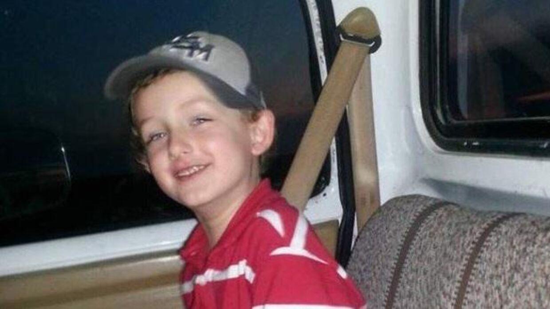 Jeremy Mardis blev kun seks år. Tirsdag blev han skudt i både hovede og bryst af politiet, da betjente forsøgte at stoppe hans fars bil.